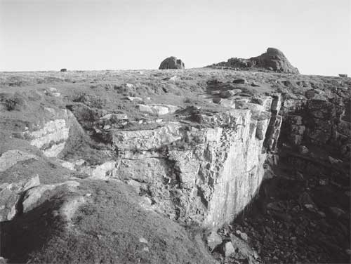 Heytor's rubble quarry