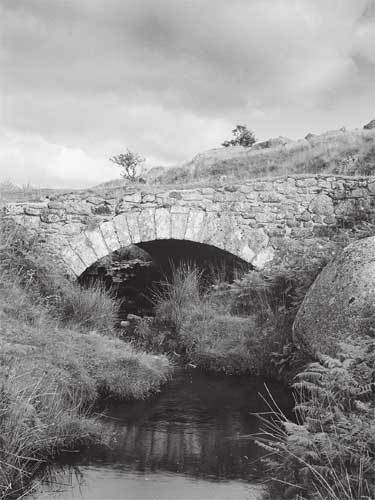 Pachorse Tramway Bridge over Yes Tor Brook